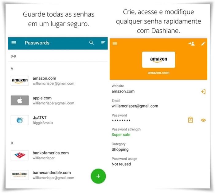 Dashlane Password Manager - Imagem 1 do software