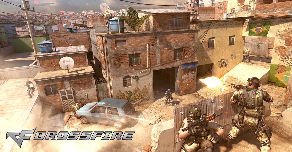 CrossFire - Imagem 2 do software