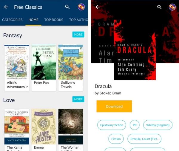 50000 Free Books and eBooks - Imagem 1 do software