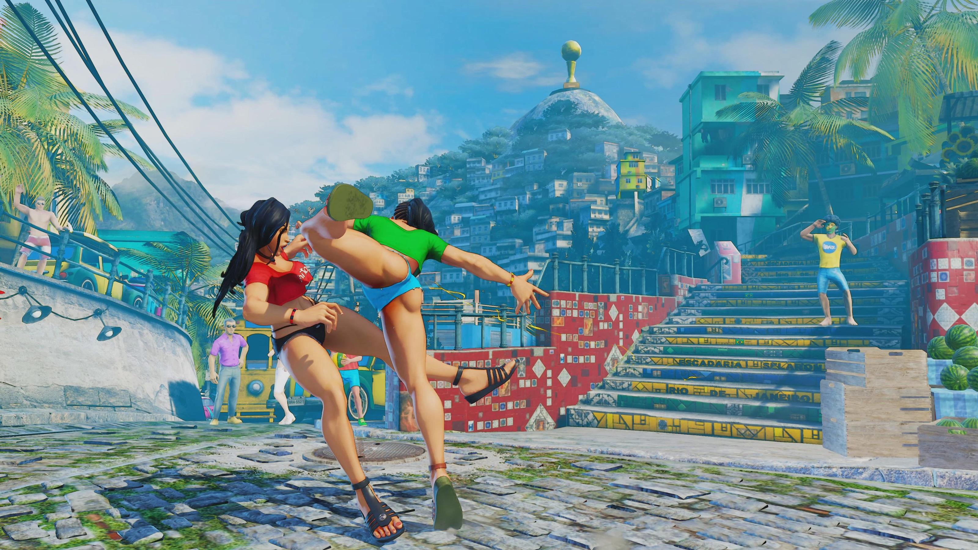776e799f6 Roupas alternativas já aparecem em Street Fighter V, confira a galeria