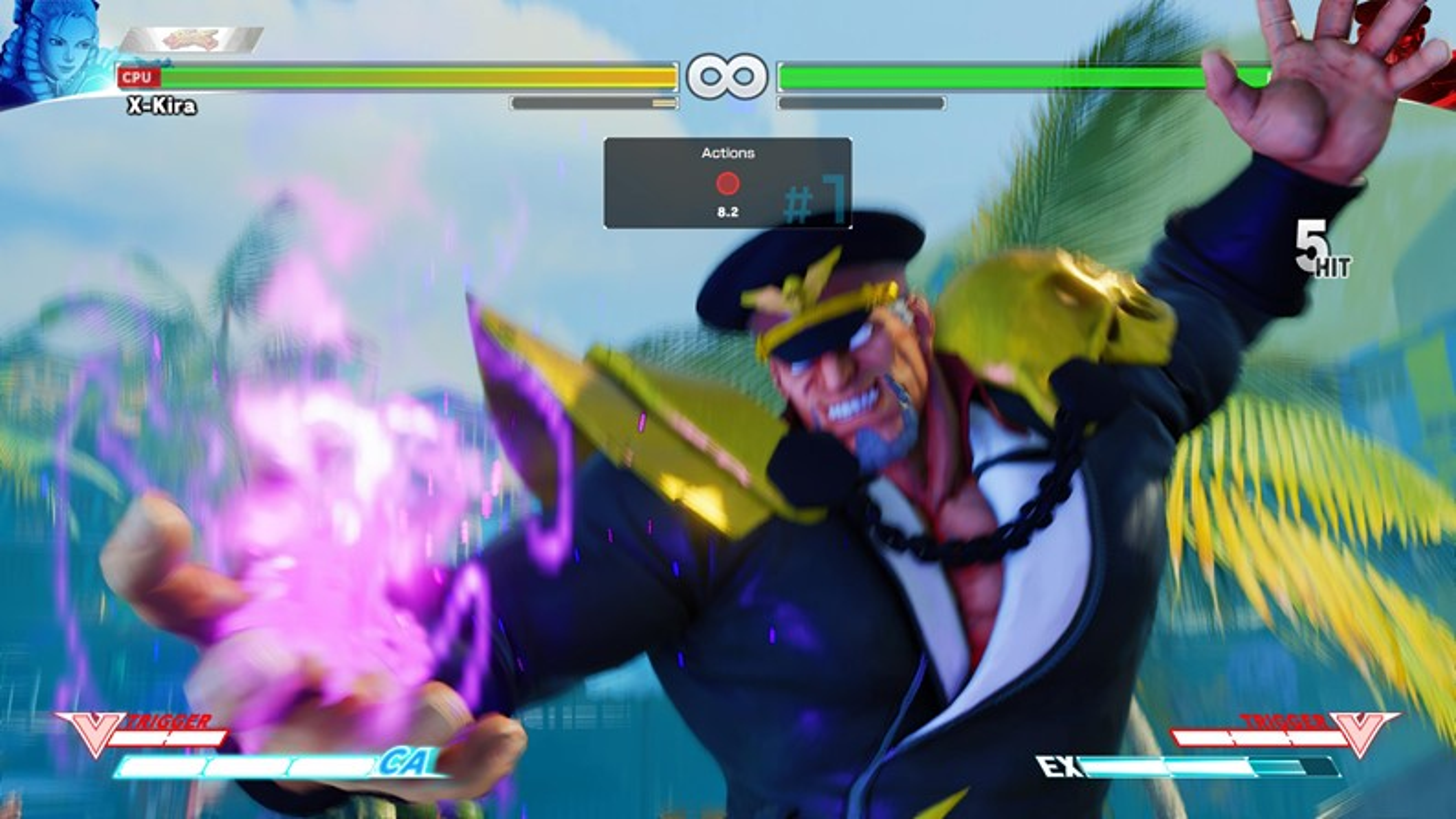 Roupas alternativas já aparecem em Street Fighter V, confira a galeria
