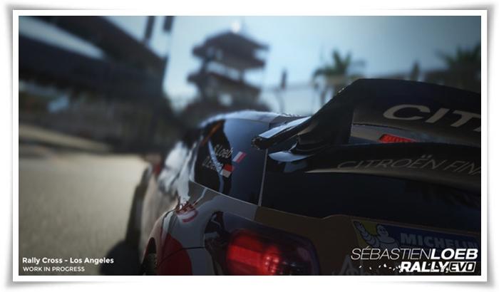 Sébastien Loeb Rally EVO - Imagem 1 do software