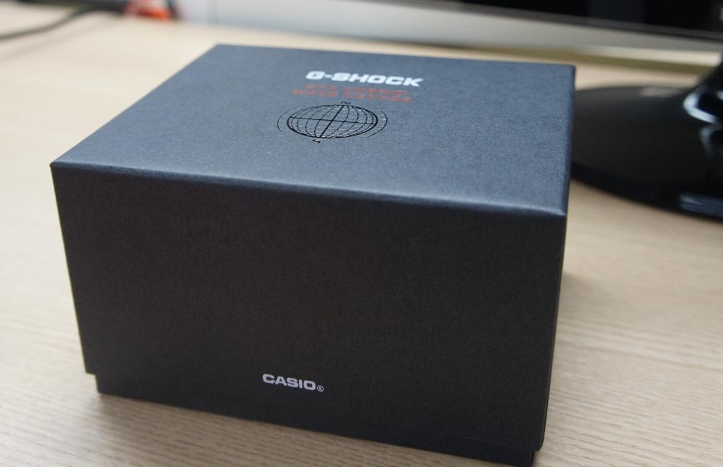 540dcea82ef Review  relógio Casio G-SHOCK Gravitymaster GPW-1000 - TecMundo