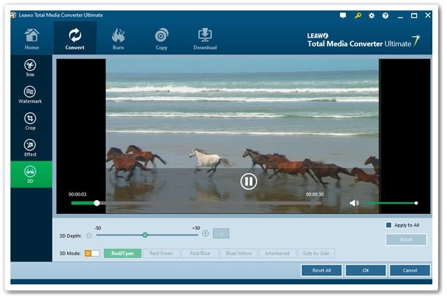 Leawo Video Converter - Imagem 1 do software