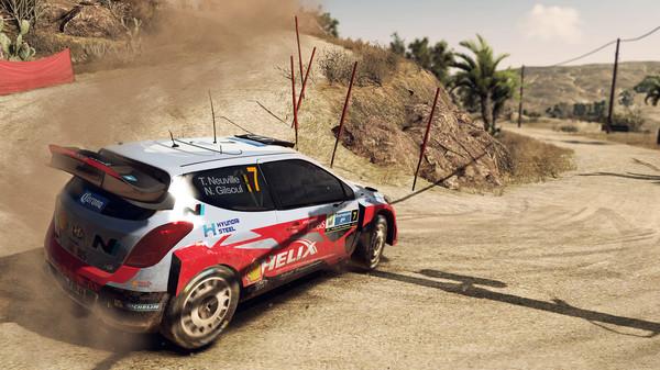 WRC 5 - Imagem 1 do software