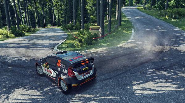 WRC 5 - Imagem 2 do software