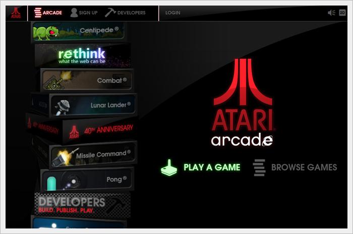 Atari Arcade - Imagem 1 do software