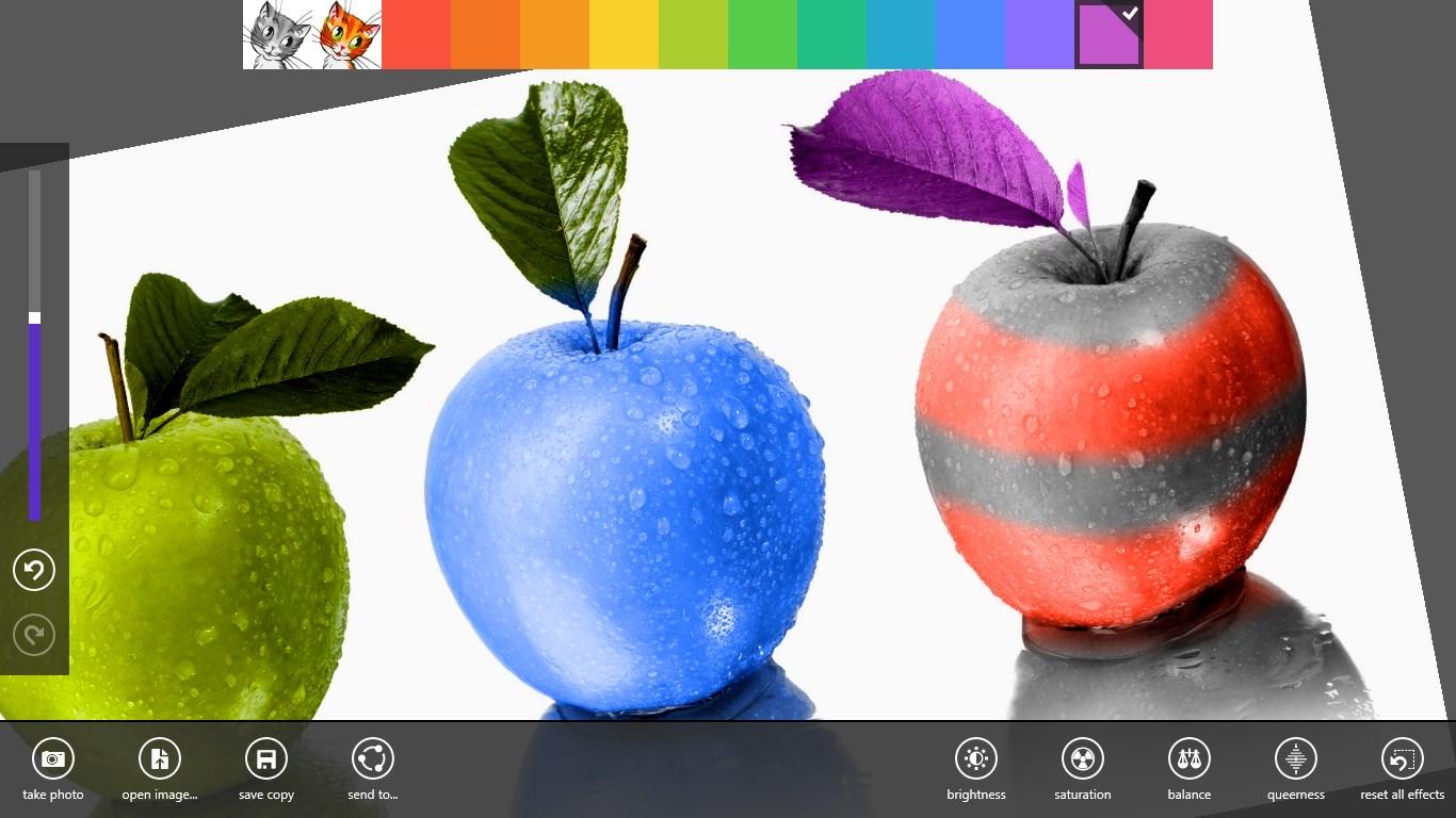Tweakolor - Imagem 1 do software