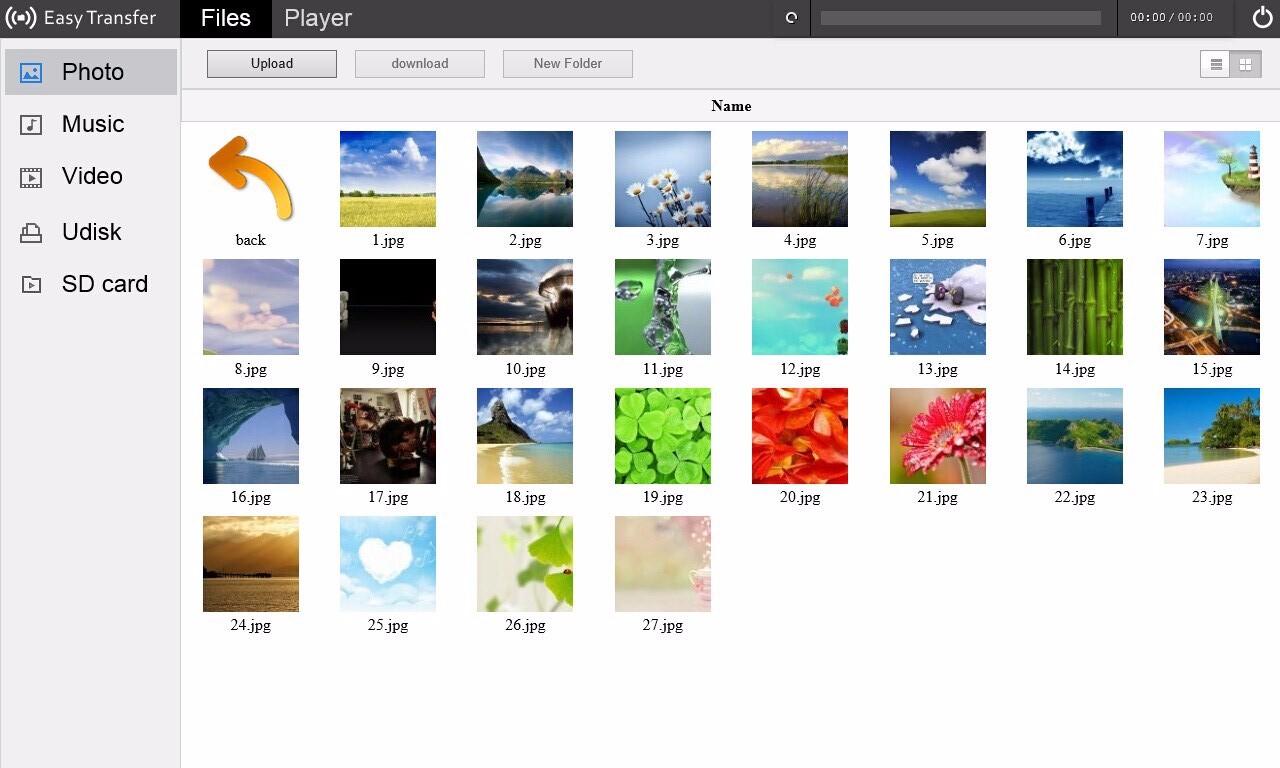 Easy Transfer - Imagem 1 do software