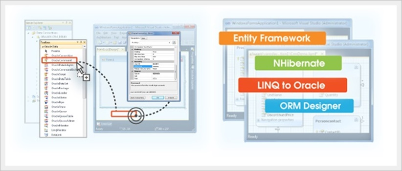 dotConnect for Oracle - Imagem 1 do software