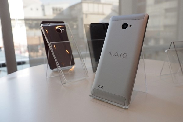 VAIO lança seu primeiro smartphone com Windows 10 Mobile, o Phone Biz