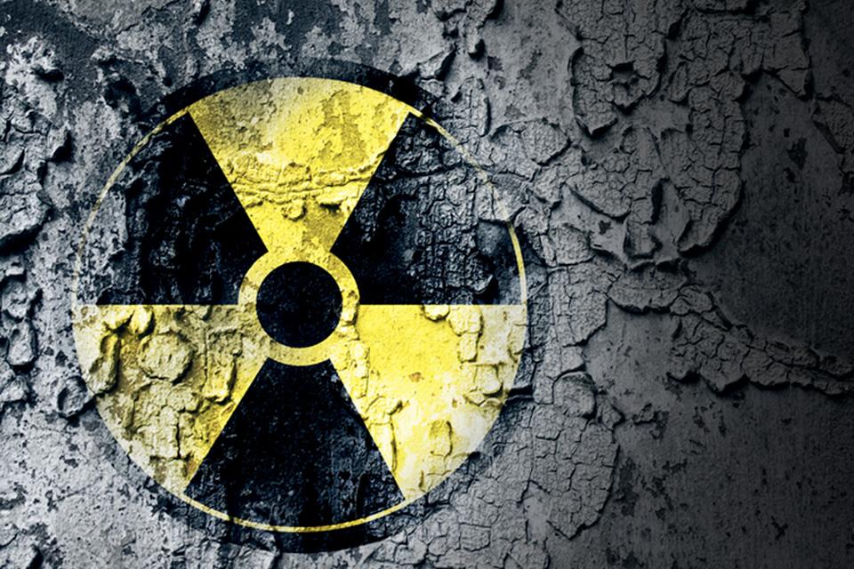 картинка химическая радиация этом