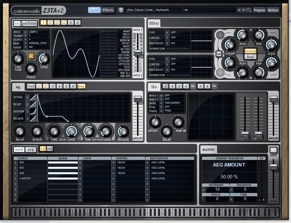 Z3TA+ 2 - Steam - Imagem 1 do software