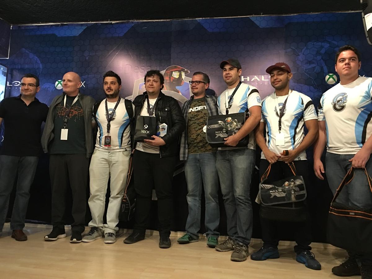 Chosen Squad é o campeão da América Latina no torneio mundial de Halo