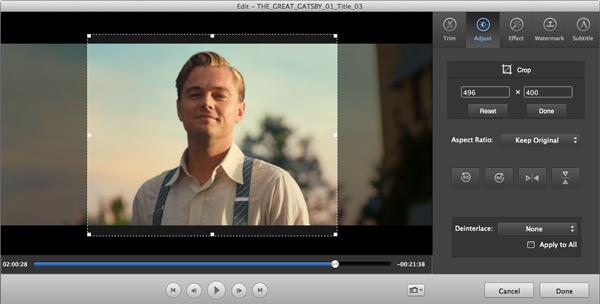 Aimersoft DVD Ripper for Mac + DVD Copy for Mac - Imagem 1 do software