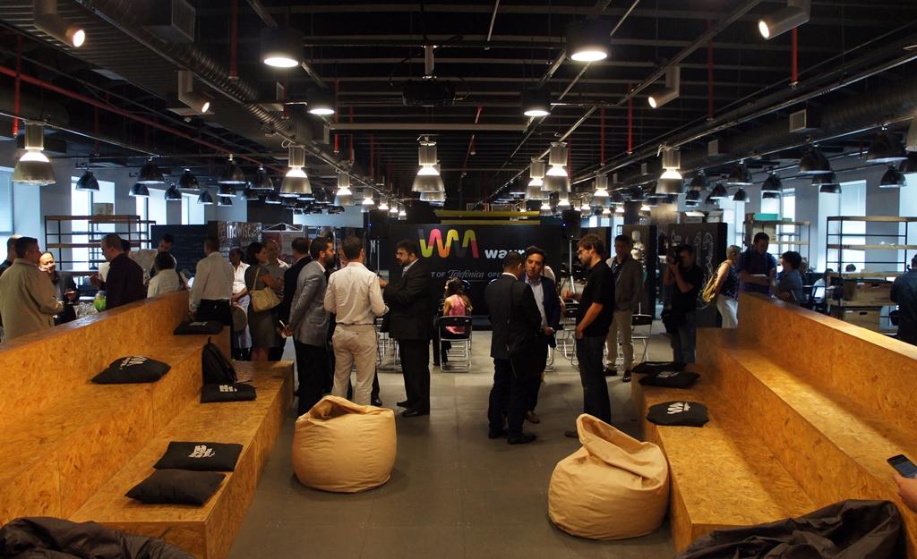 Wayra inaugura novo espaço em São Paulo e incuba mais startups