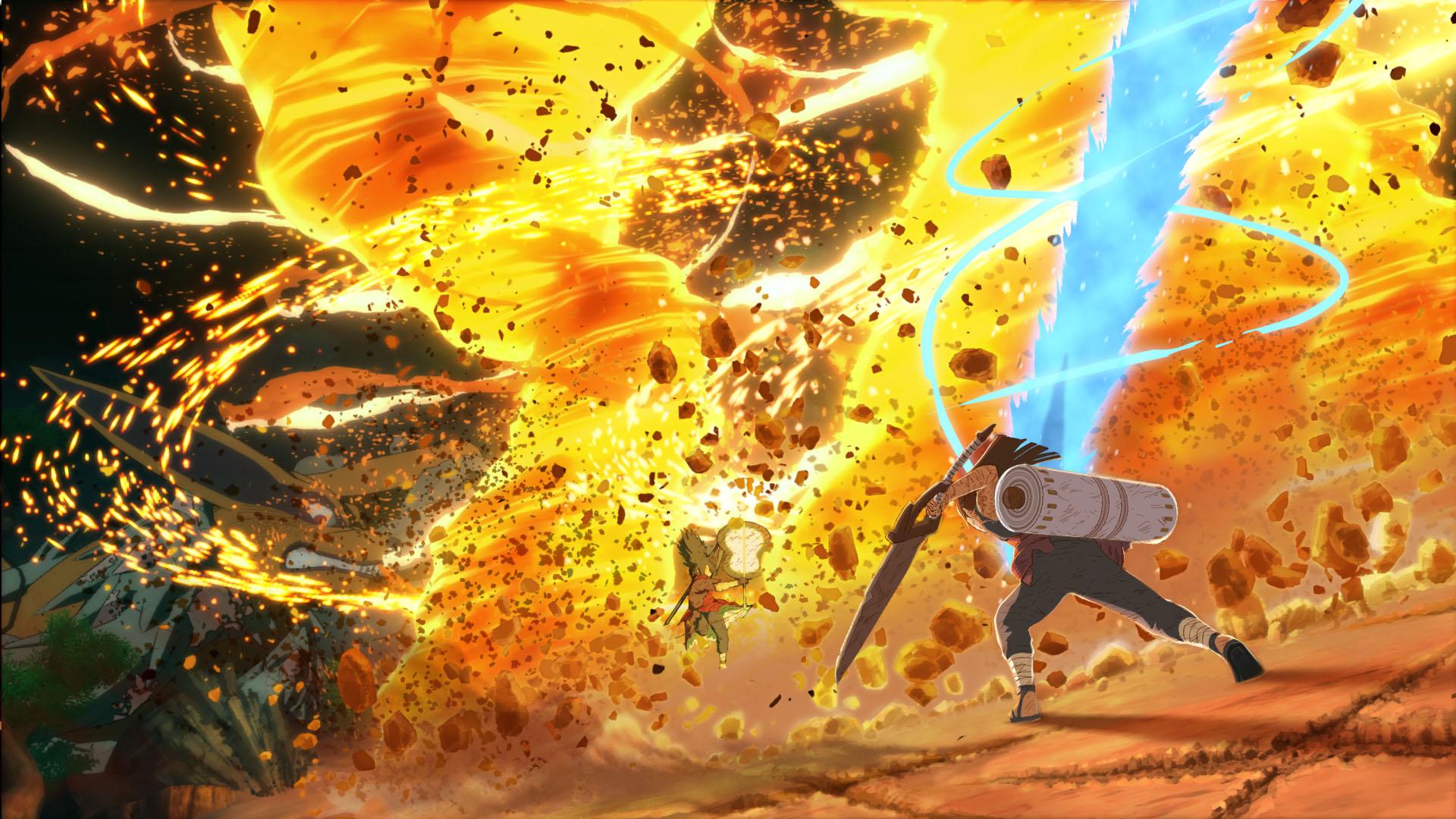 NARUTO SHIPPUDEN: Ultimate Ninja STORM 4 - Imagem 1 do software