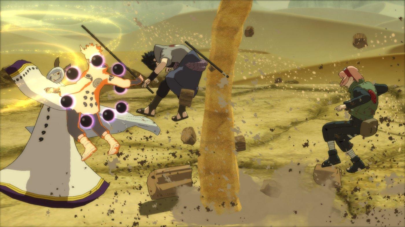 NARUTO SHIPPUDEN: Ultimate Ninja STORM 4 - Imagem 3 do software