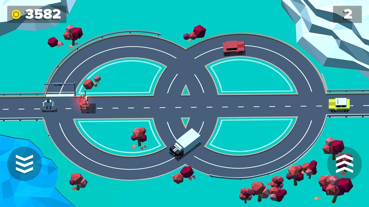 Loop Drive 2: Crash Race - Imagem 1 do software