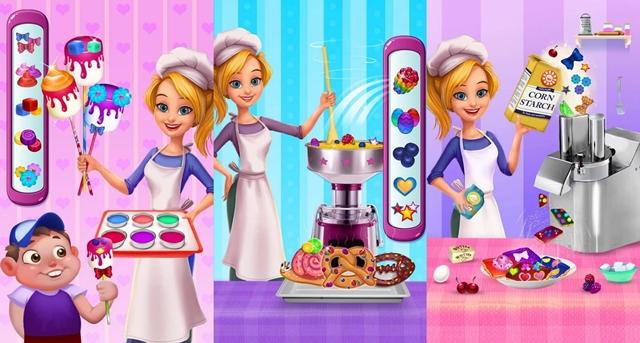 Sweet Treats Maker - Imagem 1 do software
