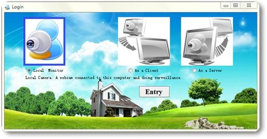 Video Surveillance Monitor - Imagem 1 do software