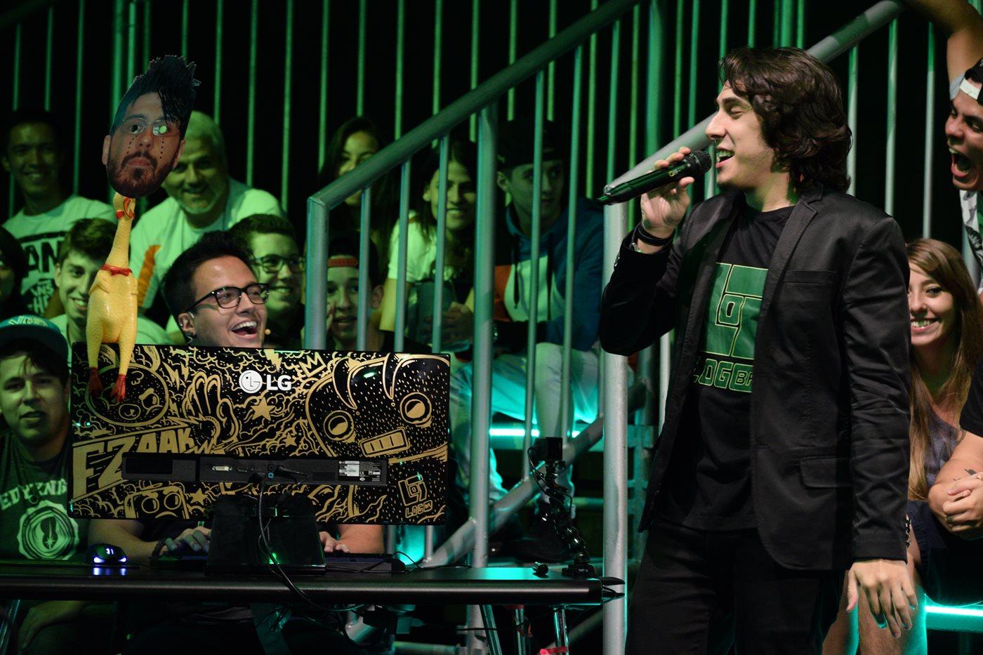 Saiba tudo sobre a final do torneio de youtubers Legends of Gaming Brasil