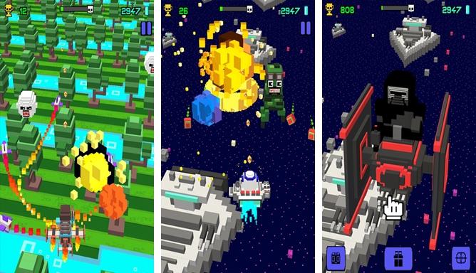 Shooty Sky Heroes: Smashy Invaders - Imagem 1 do software