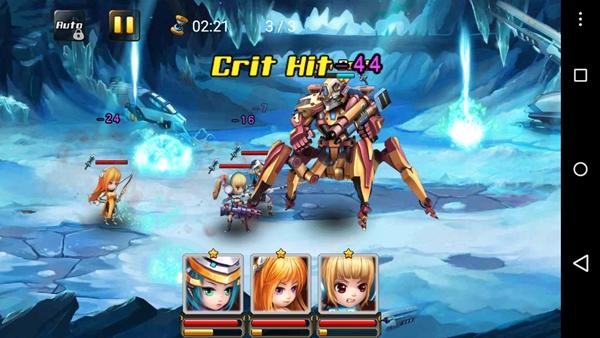Valkyrie: Epic War - Imagem 1 do software