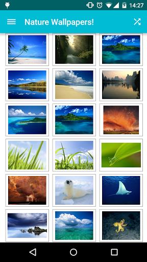 Nature Wallpapers! - Imagem 2 do software