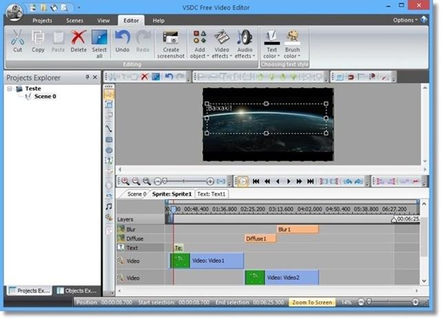 7 dos melhores editores de vídeo gratuitos para Windows