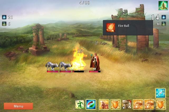 Wizard King - Imagem 1 do software