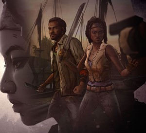 The Walking Dead: Michonne - Ep. 1: In Too Deep
