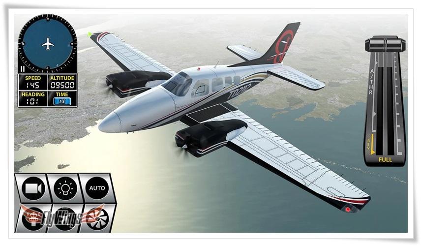 Flight Simulator X 2016 HD - Imagem 1 do software