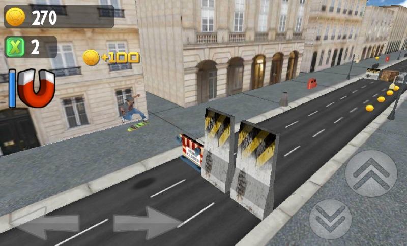 SKATE Rider Game - Imagem 1 do software