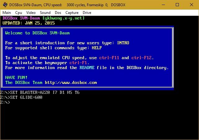 DOSBox DOS Emulator - Imagem 1 do software