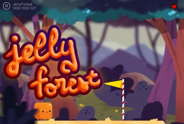 Jelly Forest - Imagem 1 do software