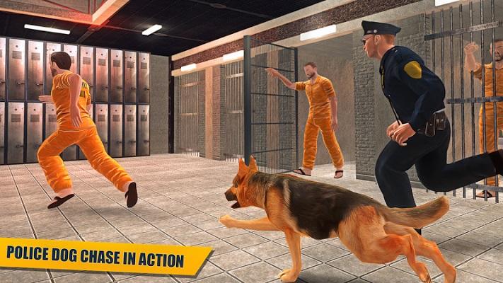 Prison Escape Police Dog Chase - Imagem 1 do software