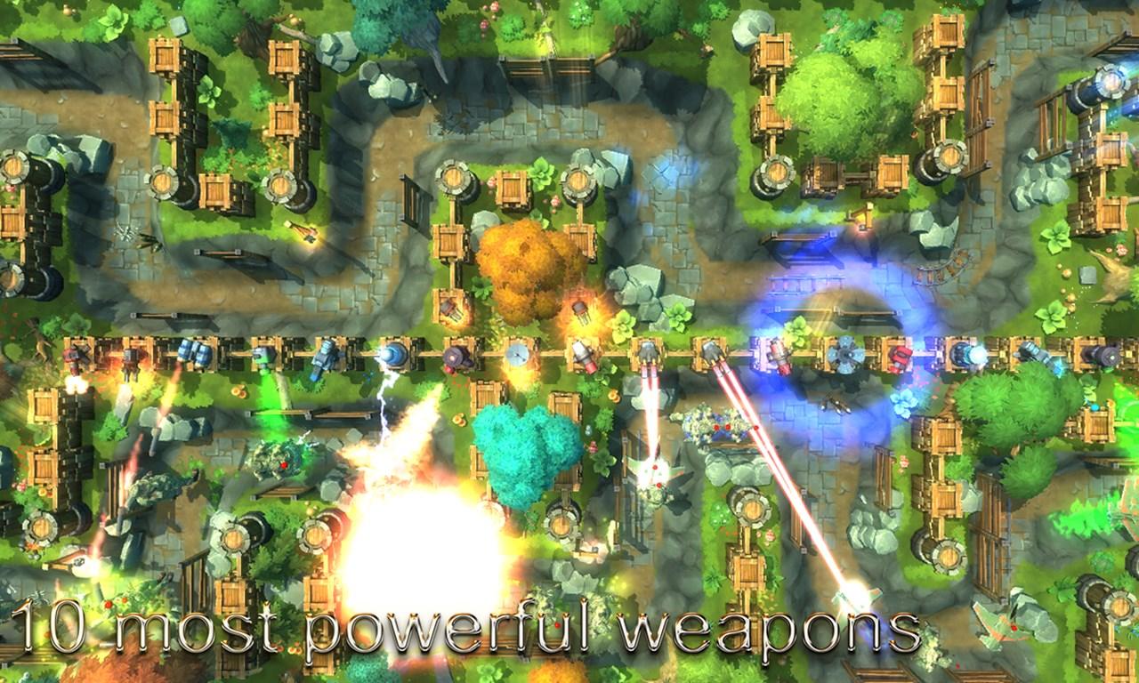 Tower Defense: The Kingdom - Imagem 1 do software
