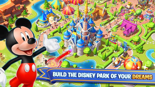 O Reino Mágico da Disney - Imagem 1 do software