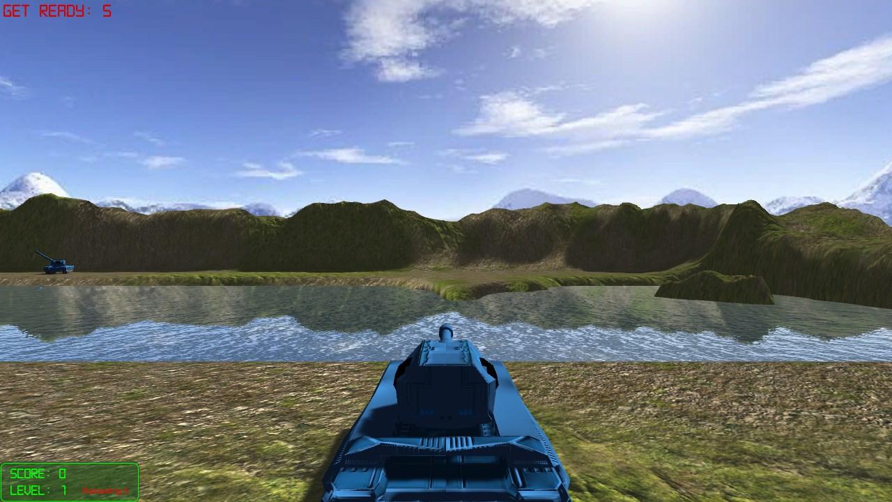 Tank Carnage - Imagem 1 do software