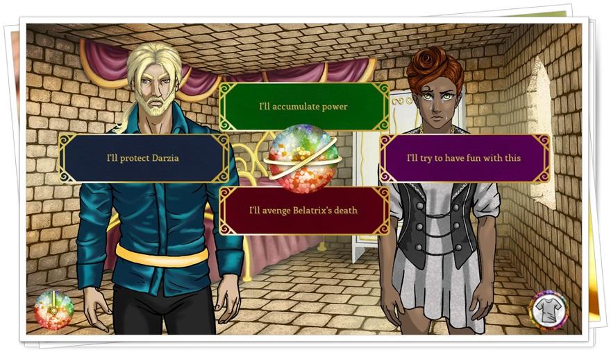 Serafina`s Crown - Imagem 2 do software