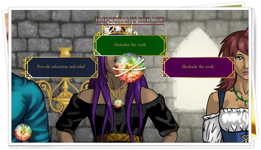 Serafina`s Crown - Imagem 3 do software