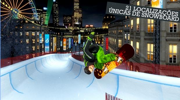 Snowboard Party 2 Lite - Imagem 2 do software