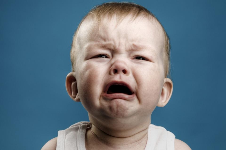 Por que as pessoas choram, afinal de contas?