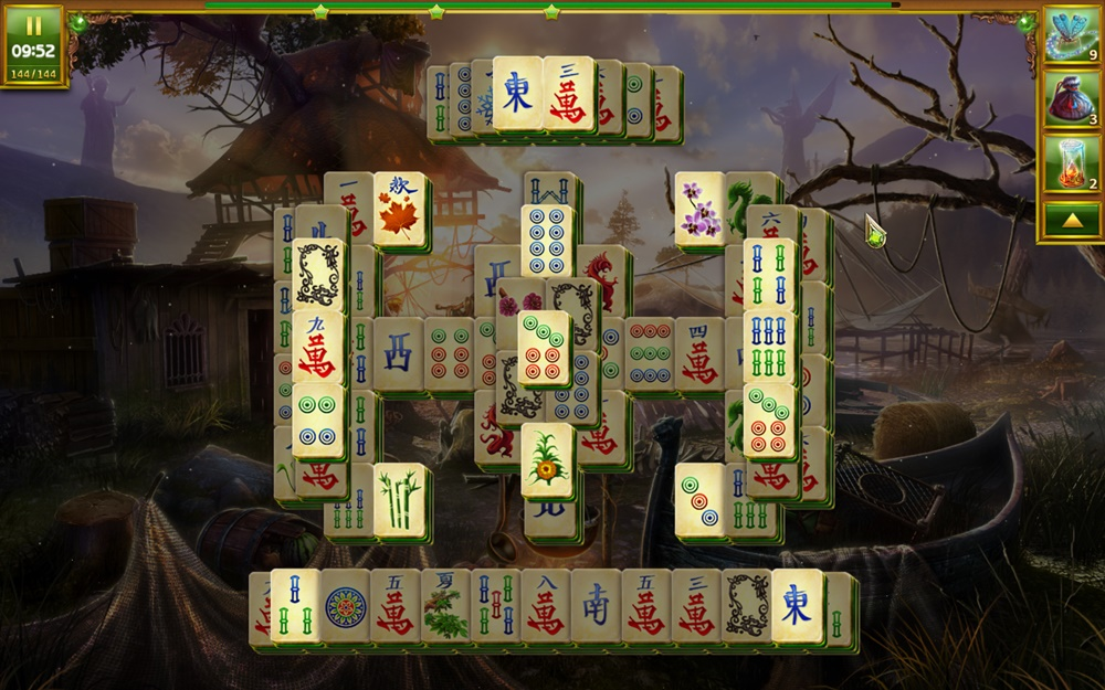 Lost Lands: Mahjong - Imagem 1 do software