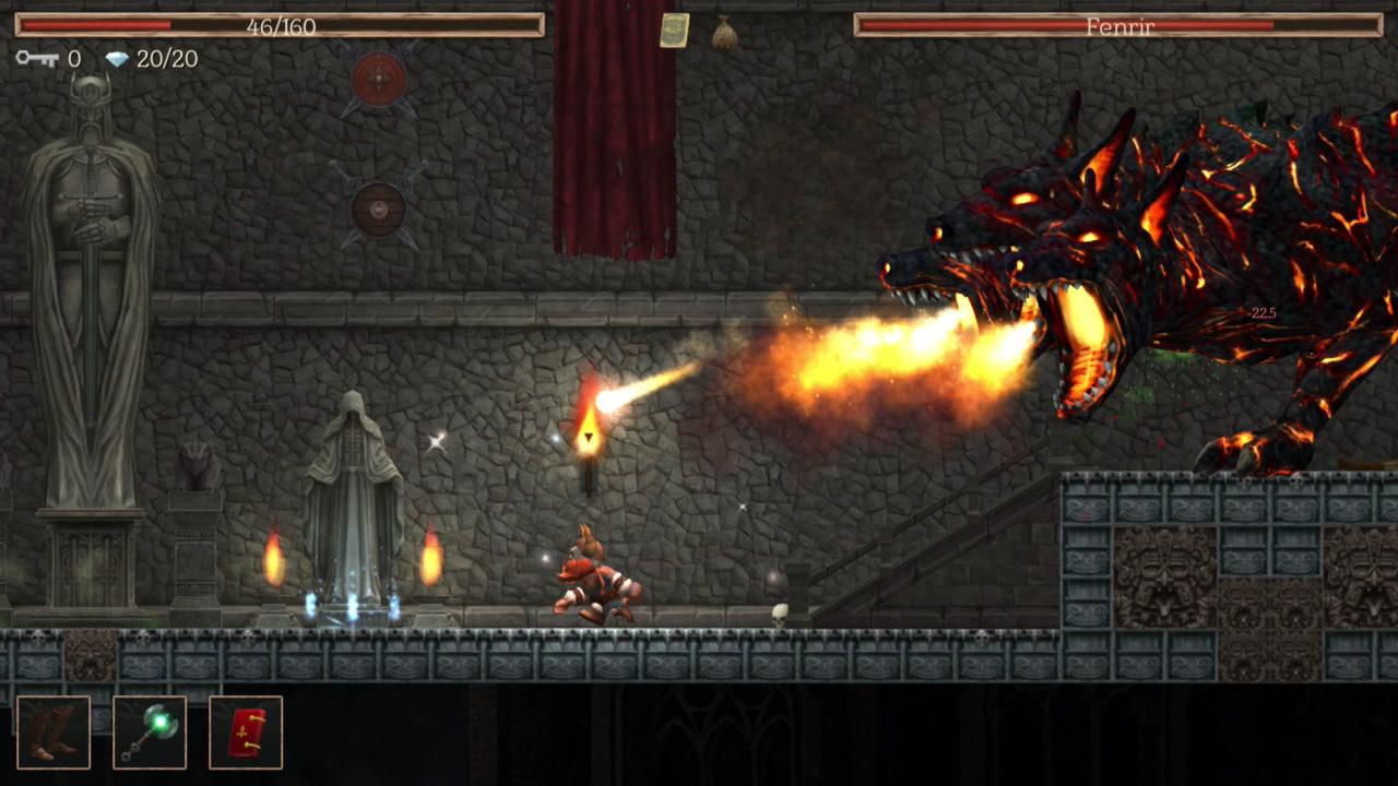 Trial by Viking - Imagem 2 do software