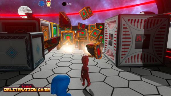 Doctor Kvorak`s Obliteration Game - Imagem 1 do software