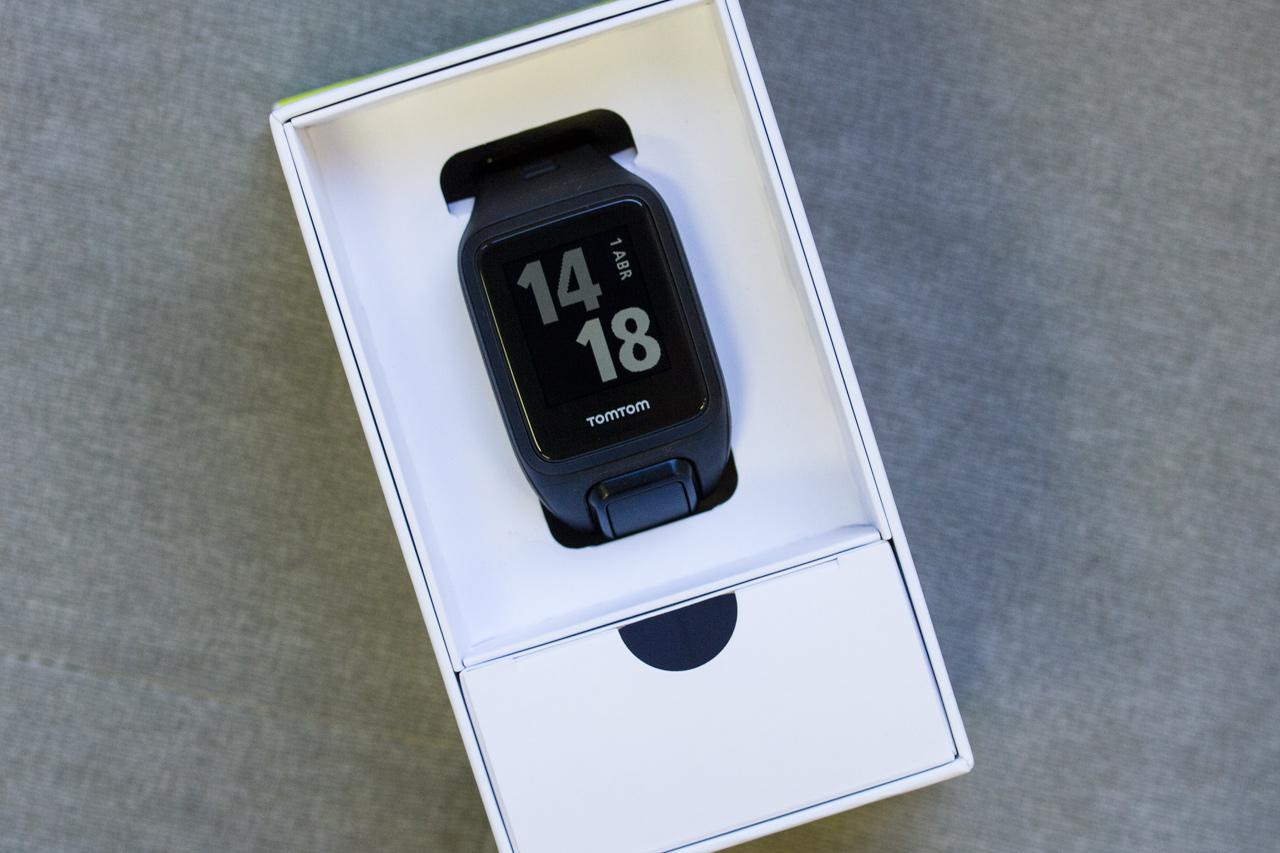 1c9dde1722e Review  relógio fitness TomTom Spark Cardio + Music - TecMundo