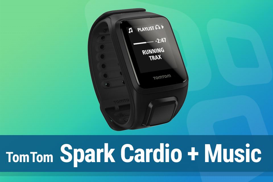 fa4690f7e25 Review  relógio fitness TomTom Spark Cardio + Music - TecMundo