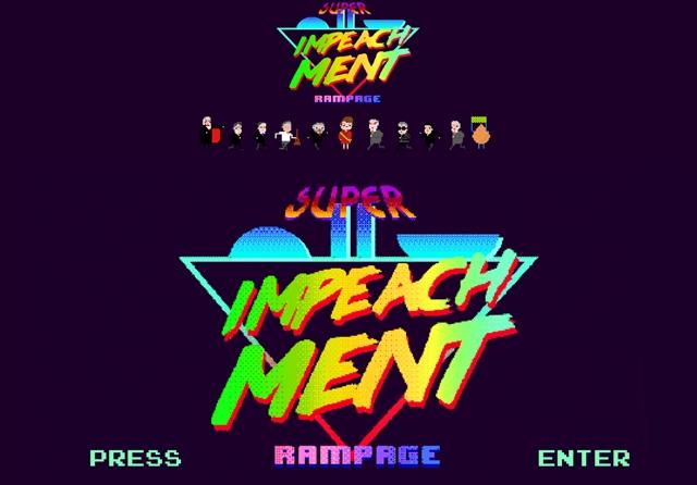 Super Impeachment Rampage - Imagem 1 do software
